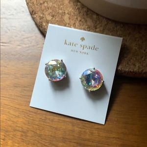 Kate Spade Sparkle Stud Earrings
